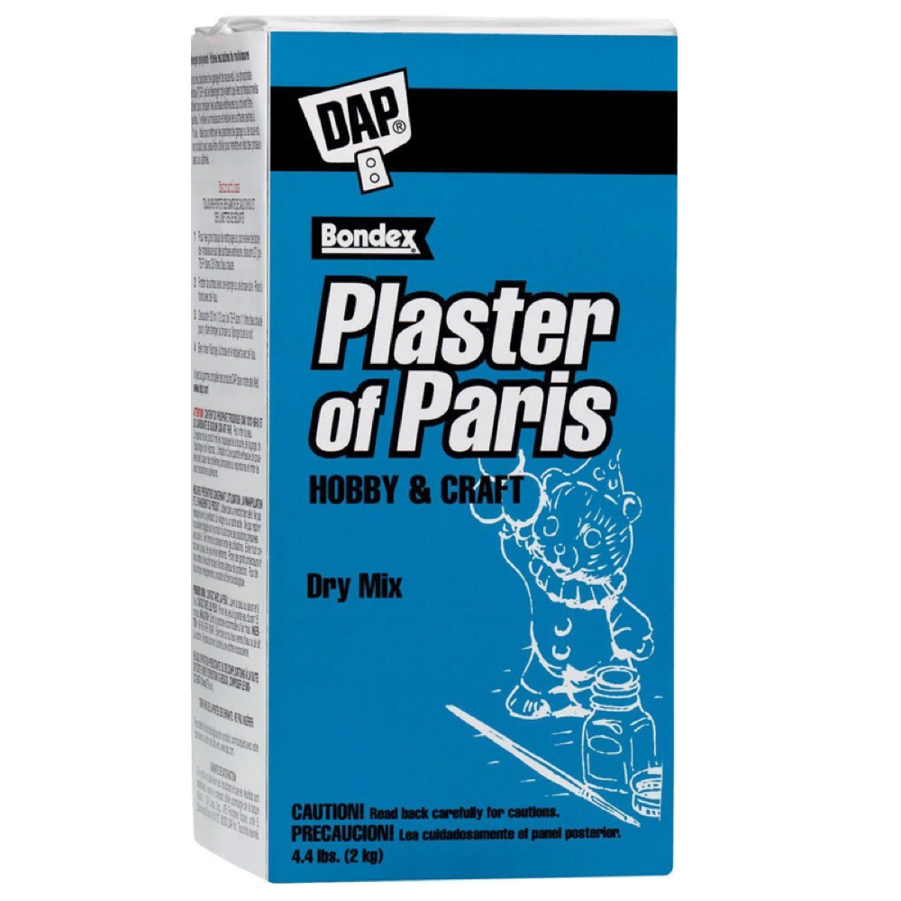 Dap Plaster Of Paris 4.4Lbs