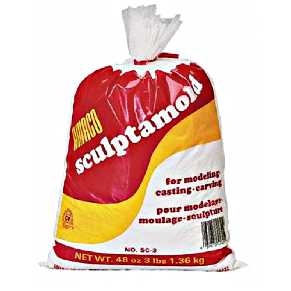 Sculptamold 3Lb Bag