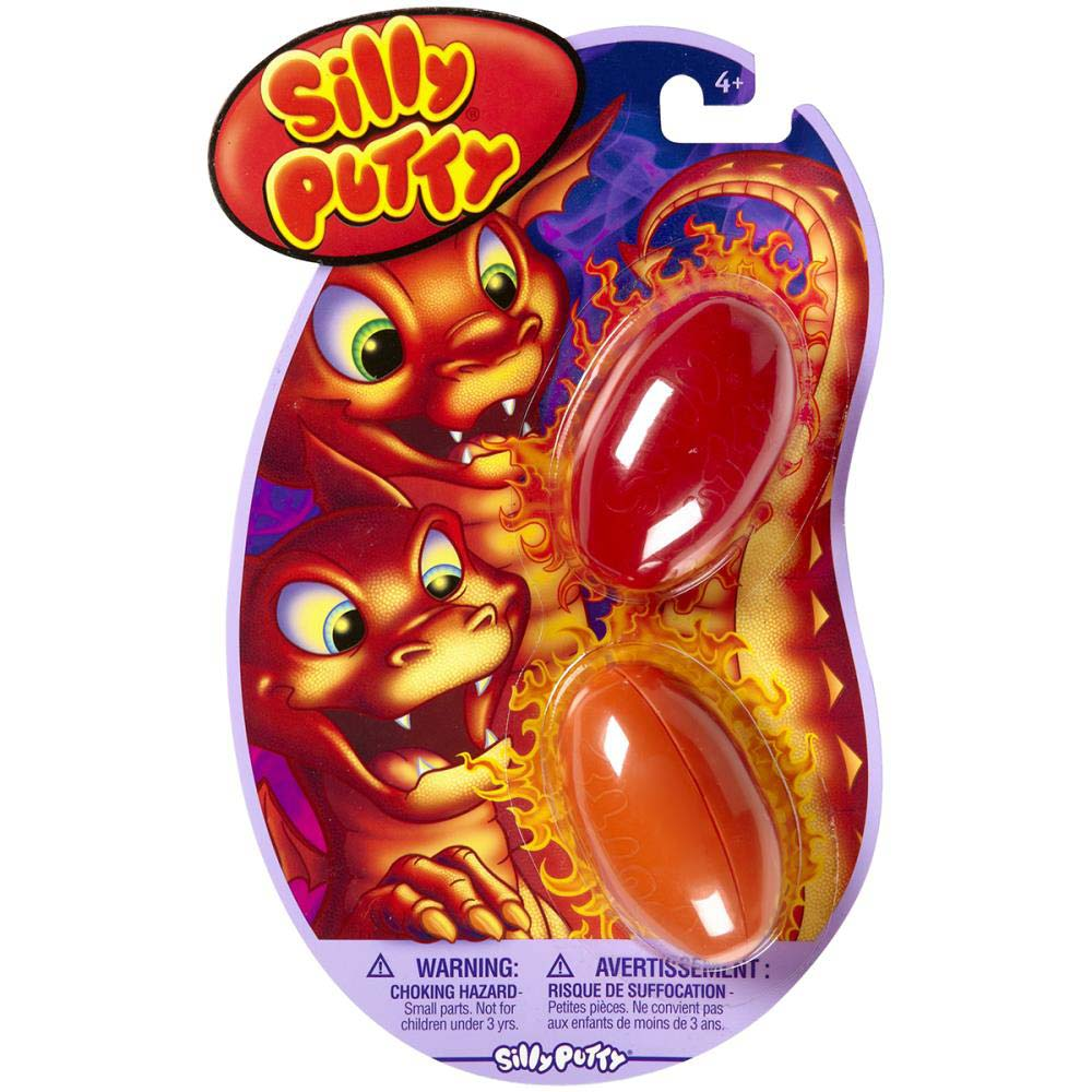 Silly Putty Fun Pack 2/Pkg