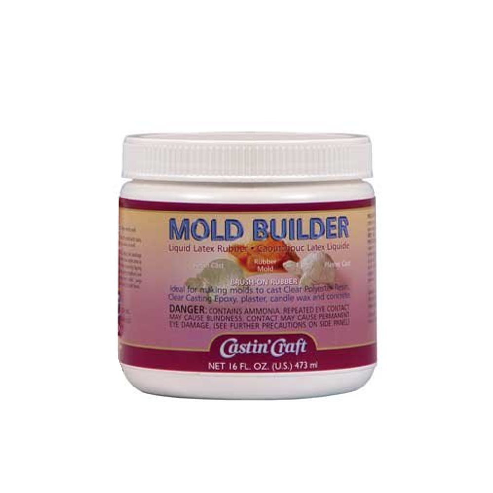 Mold Builder Liquid Latex 16 Oz