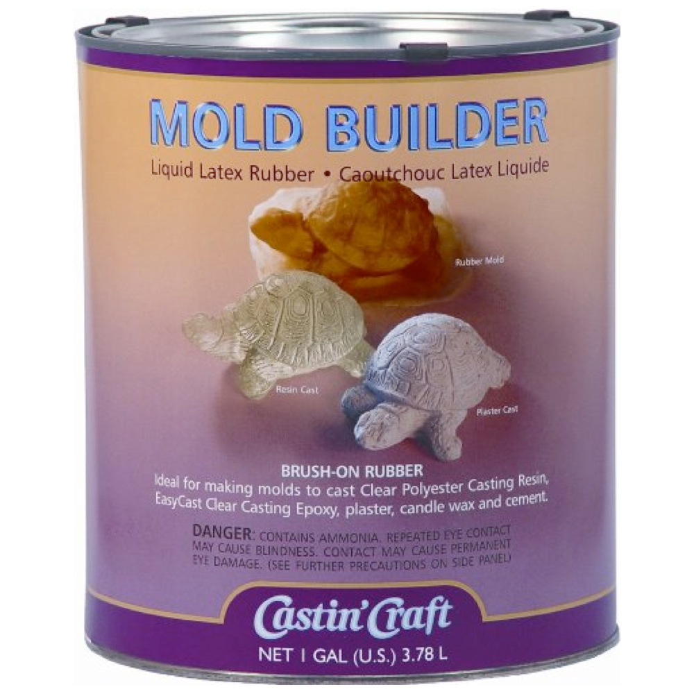 Mold Builder Liquid Latex Gallon