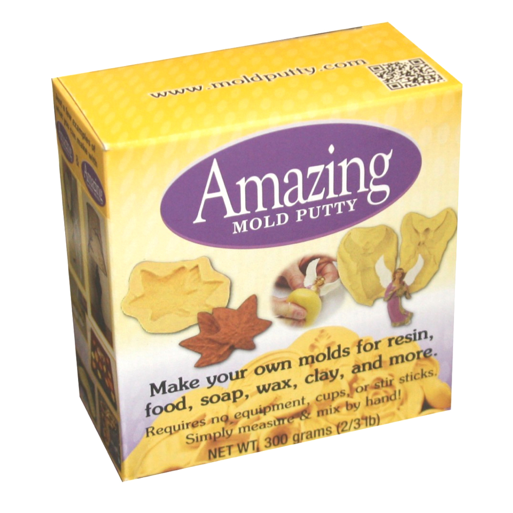 Amazing Mold Putty 2/3 Lb