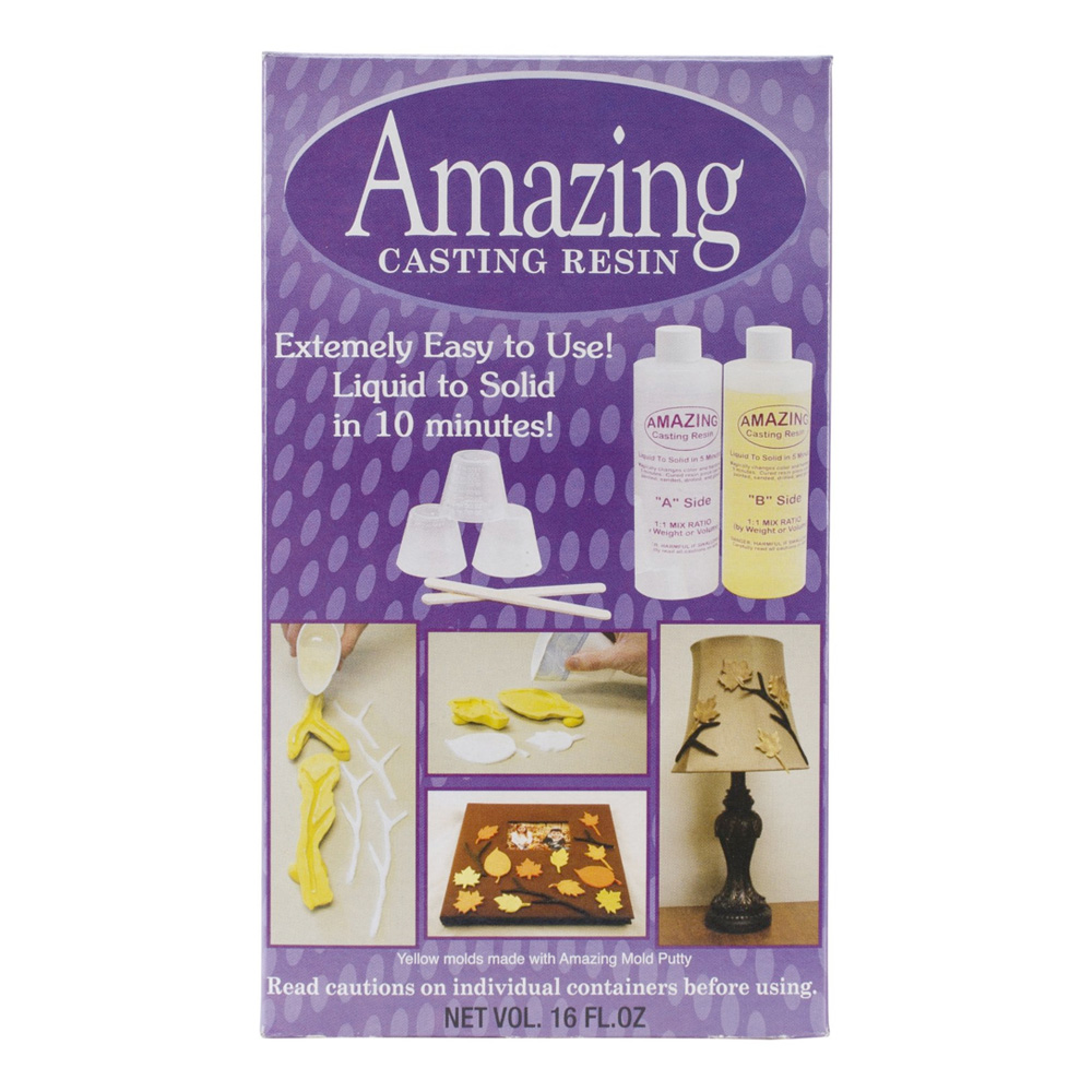 Amazing Casting Resin 16 Fl Oz