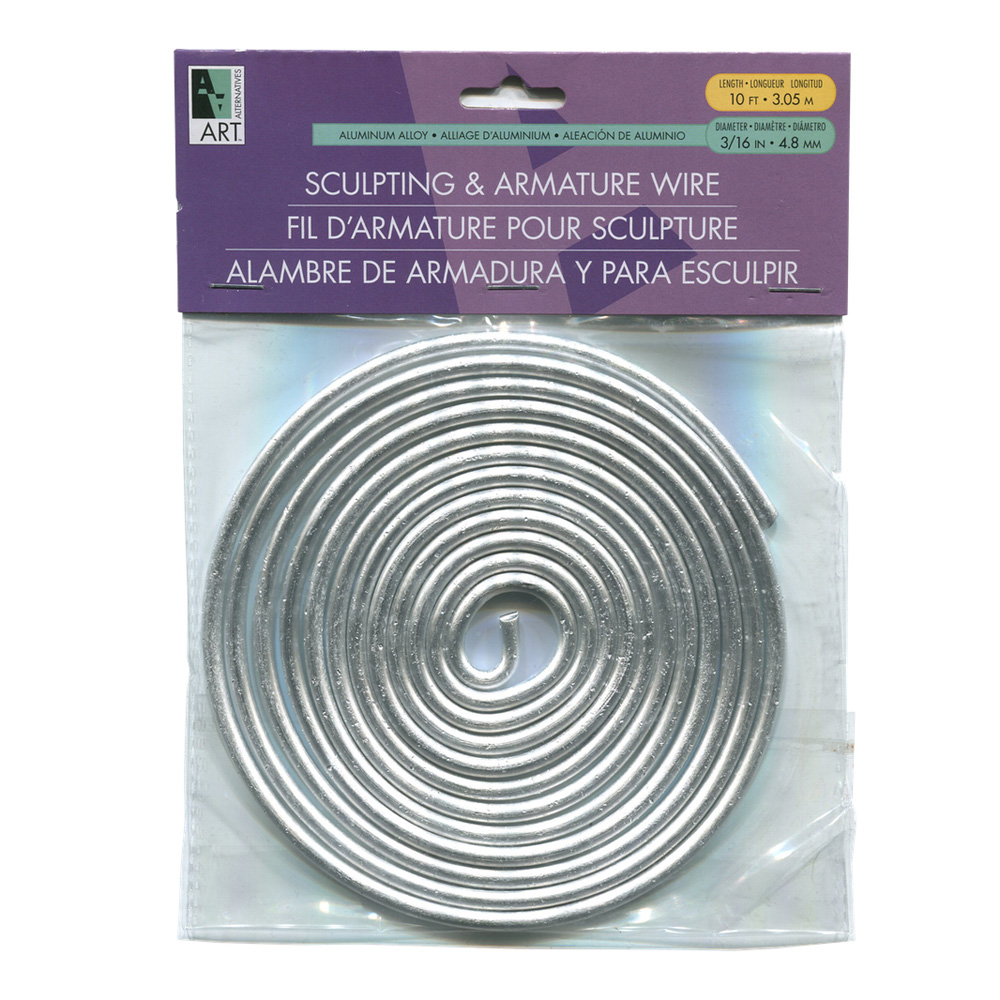 Armature Wire 3/16In X10Ft Coil