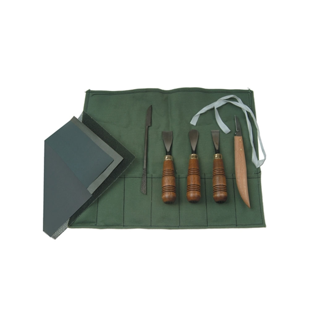 Soapstone Carving Tool Set