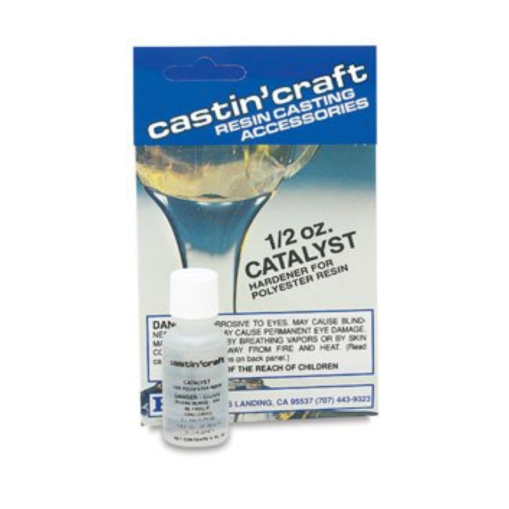 Casting Resin Catalyst .5 Oz