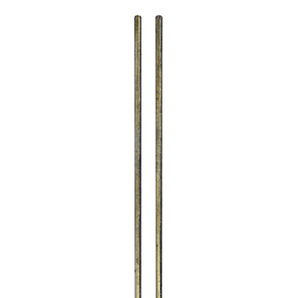 Solid Brass Rod 1/16In X 36In (2/Pk)