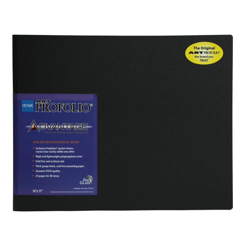 Itoya Art Profolio Advantage 14X11 Ls