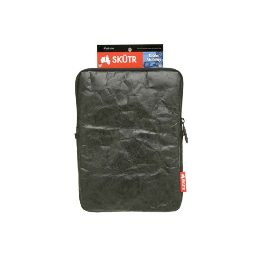 Ipad Skuter Soft Pouch 7X10 Black