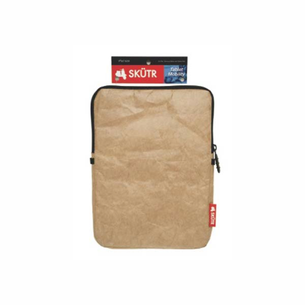 Ipad Skuter Soft Pouch 7X10 Brown