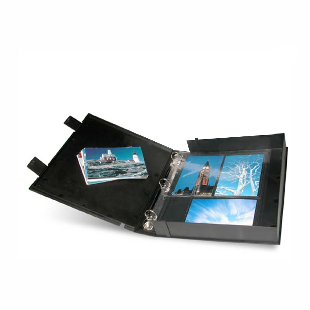 Archival Plus Safety Binder Picture Album