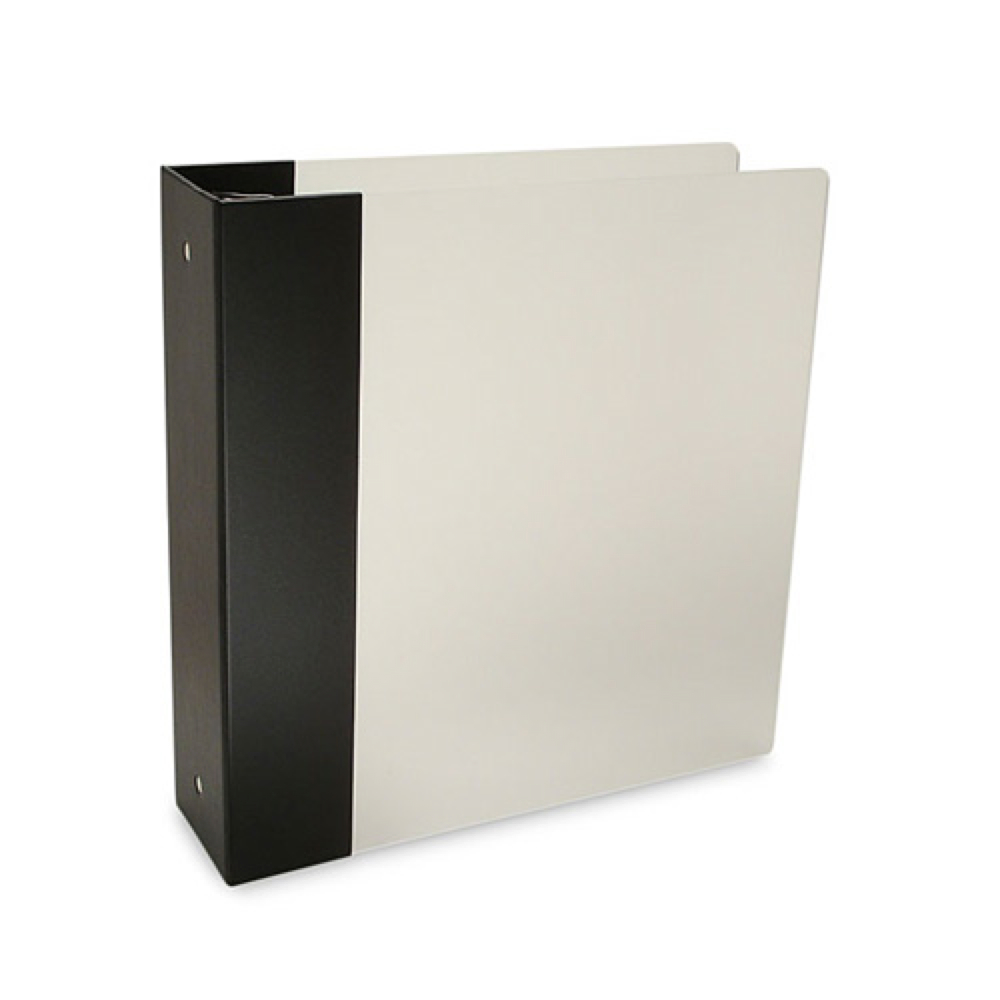 Pina Vista Mist 3-Ring Binder 8.5X11X2
