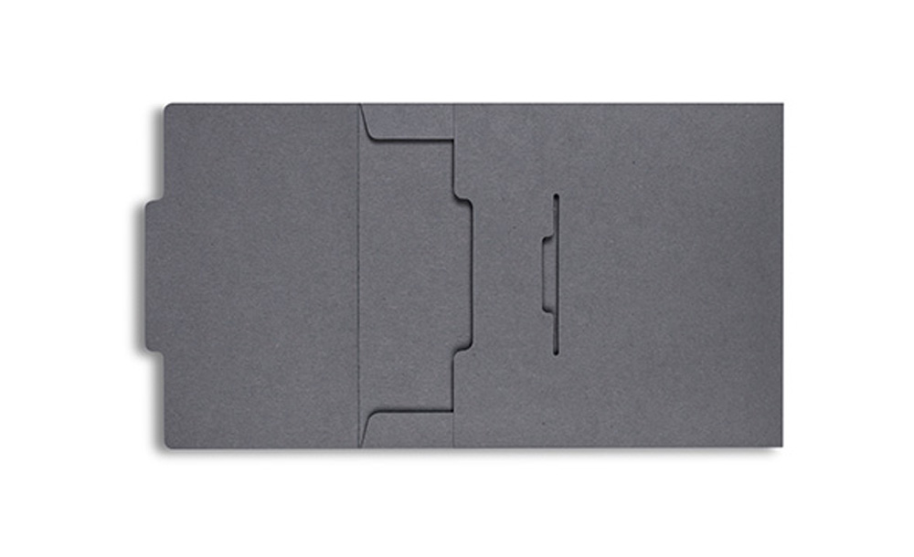Pina Zangaro Envelope Dark Gray Pack/25