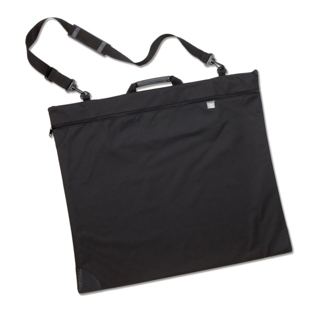 Prat Start Sf2 Softside Portfolio Black 36X24