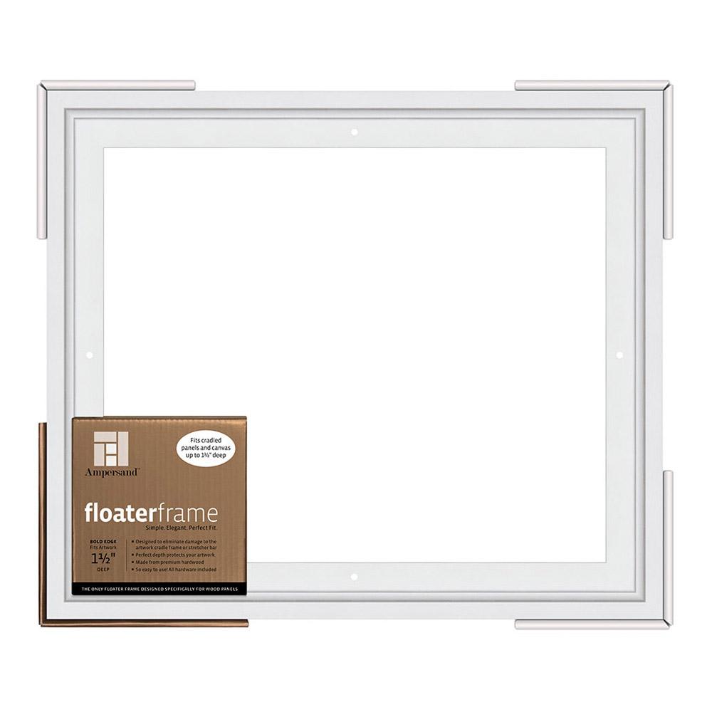 BUY Ampersand Float Frame 1.5In Bold 11X14 White