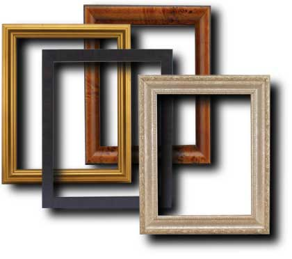 Hyatt's Ready-Made Wood Frames