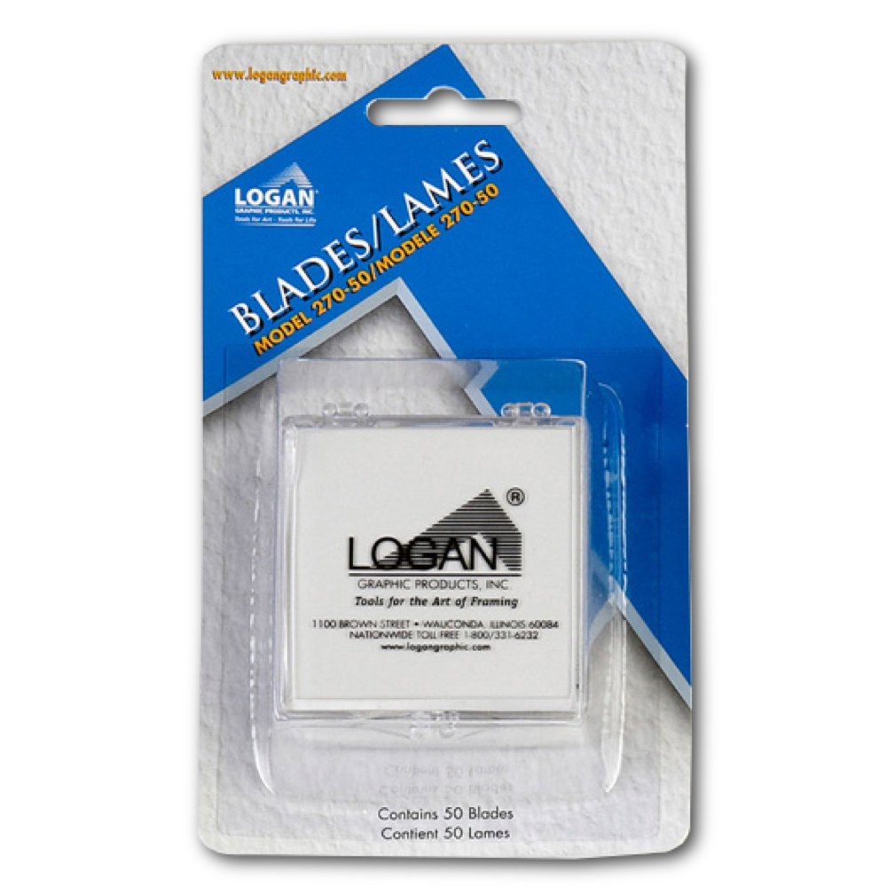 Logan Replacement Blades