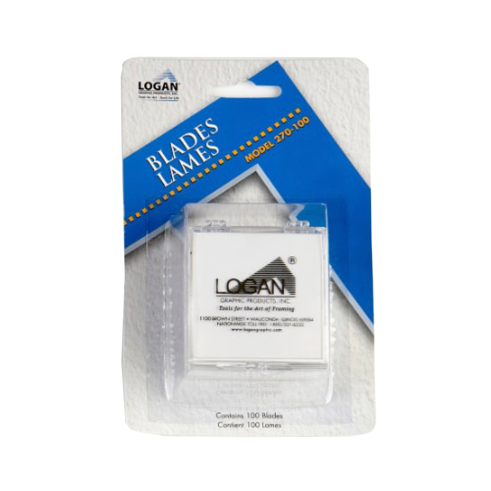 Logan 270-100 Mat Blades Box 100