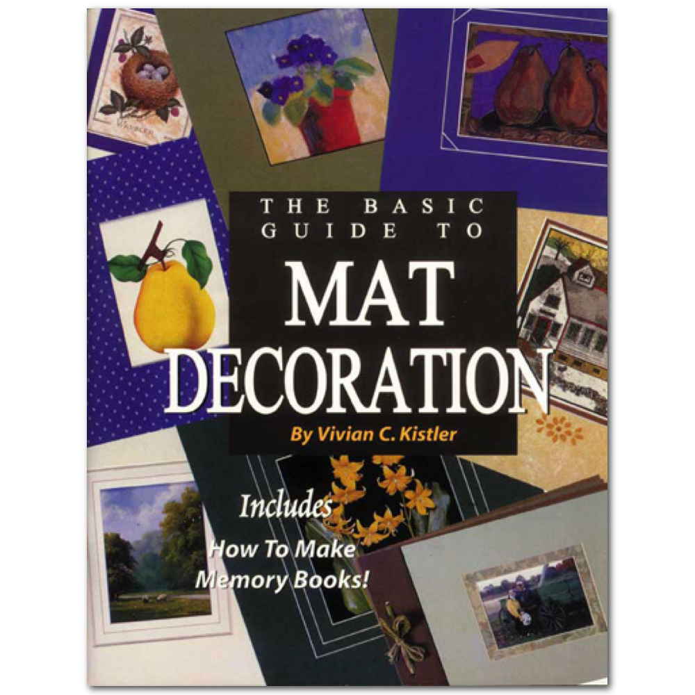 Basic Guide To Mat Decoration Book