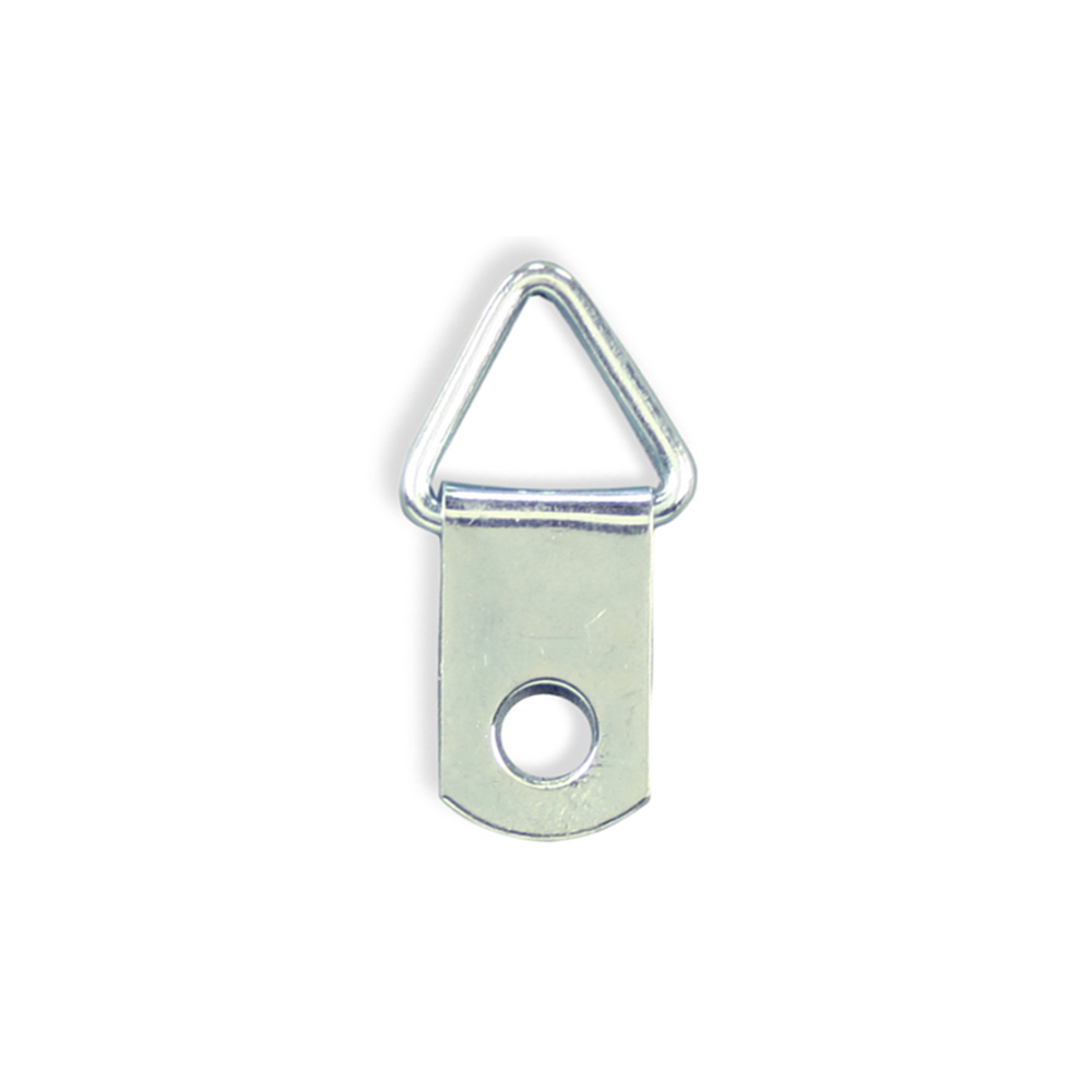 Nickel Plated 3051 One-Hole Hanger Box/100