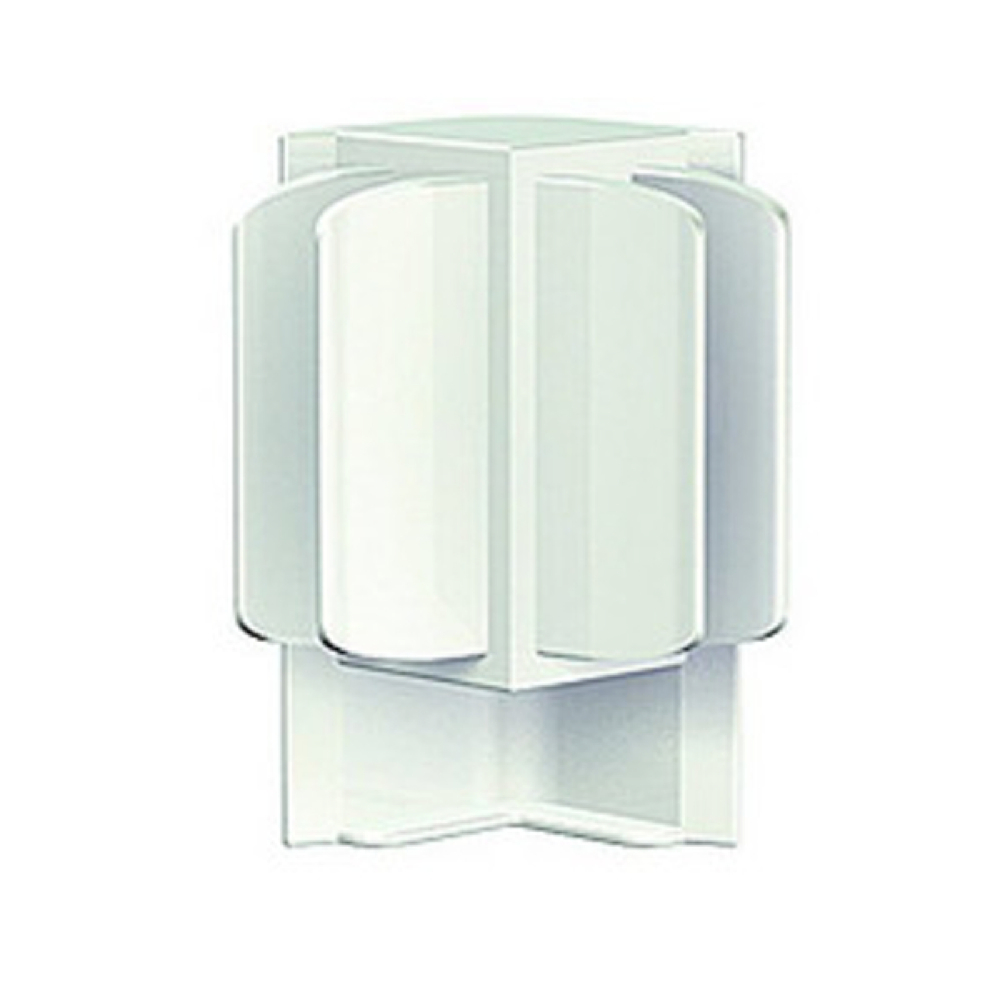 Arti Teq Corner Connector White 2/Pk