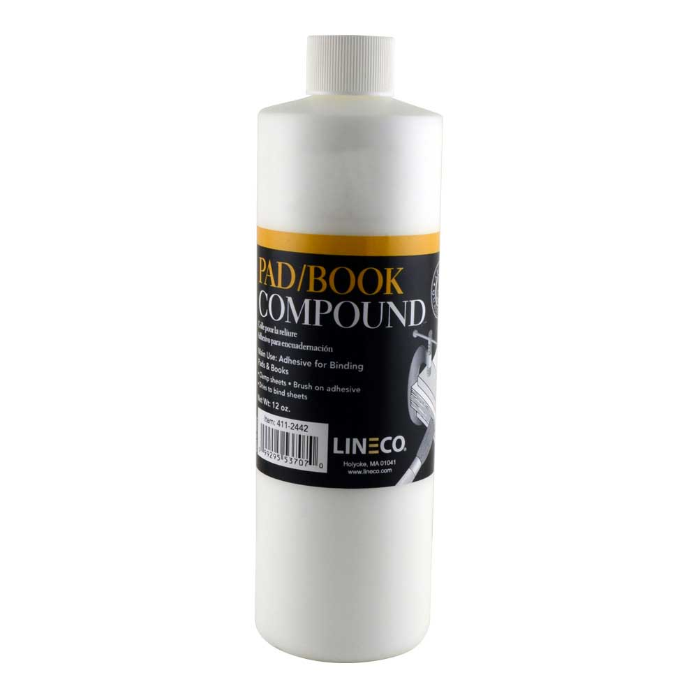 Lineco Padding Compound White 12 Oz