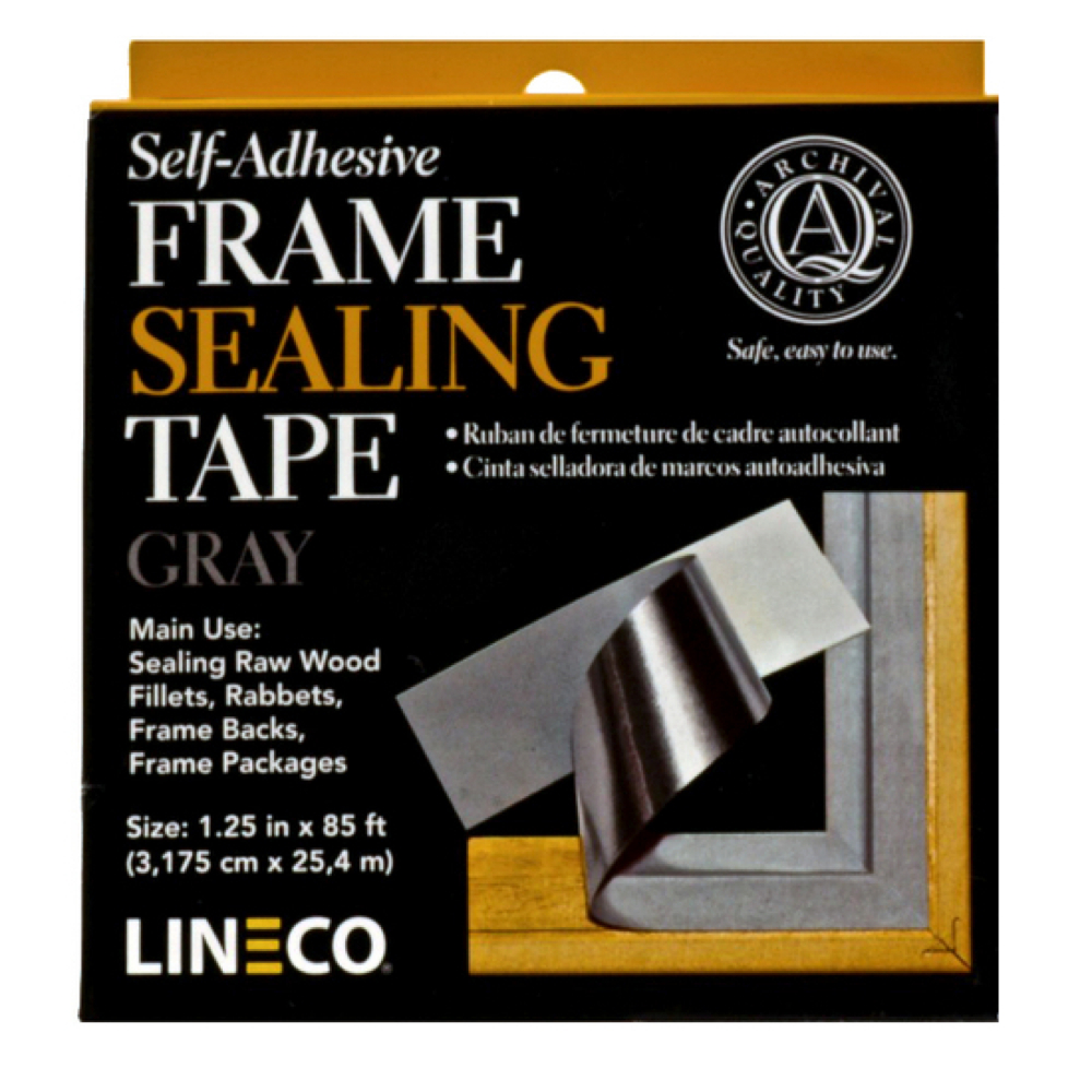 Archival Frame Seal Tape 1.25In X 85 Feet