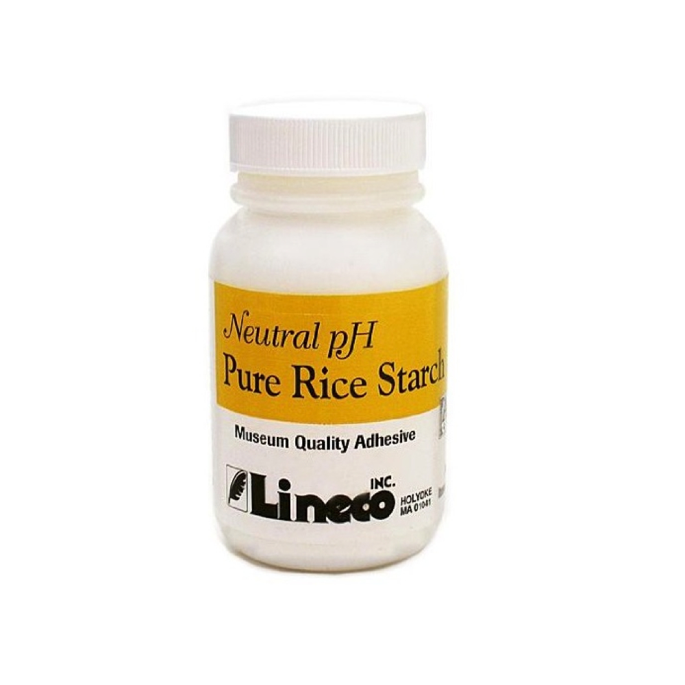 Lineco Pure Rice Starch Adhesive 2 Oz