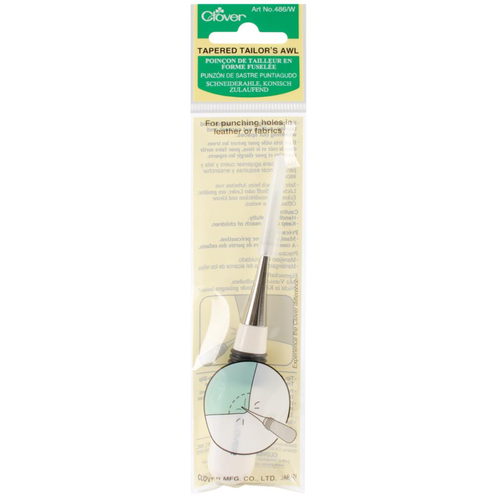Clover Tapered Tailors Awl