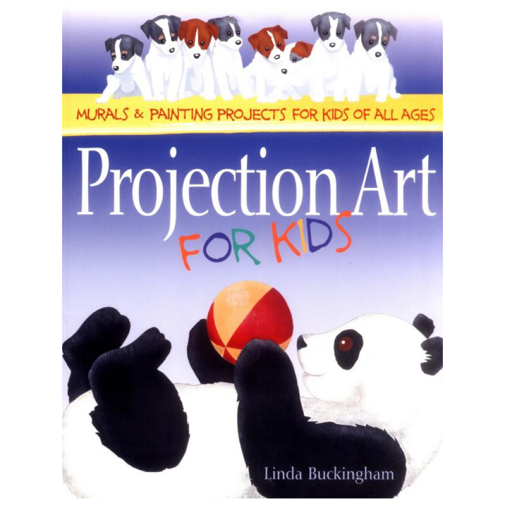 Projection Art For Kids Book