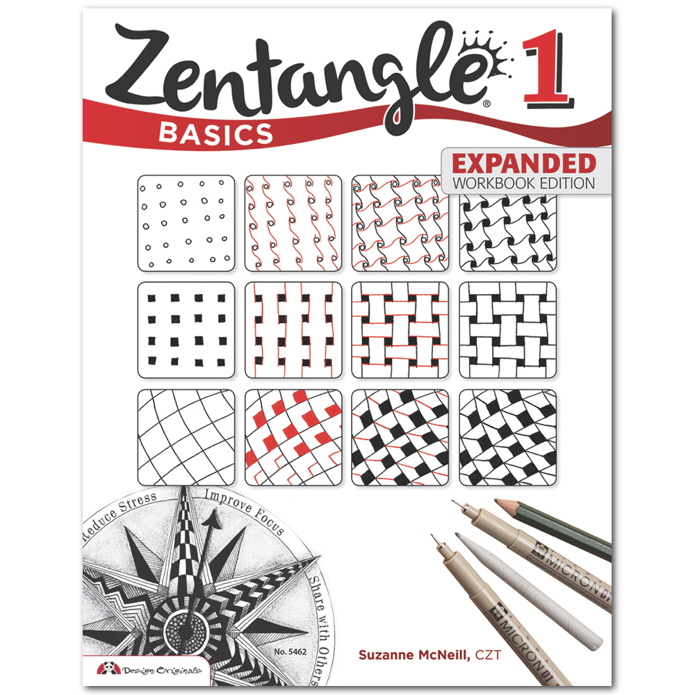 Zentangle Basics Book 1 Expanded Edition