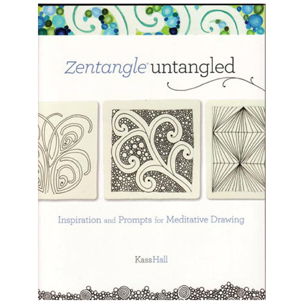 Zentangle Untangled Book