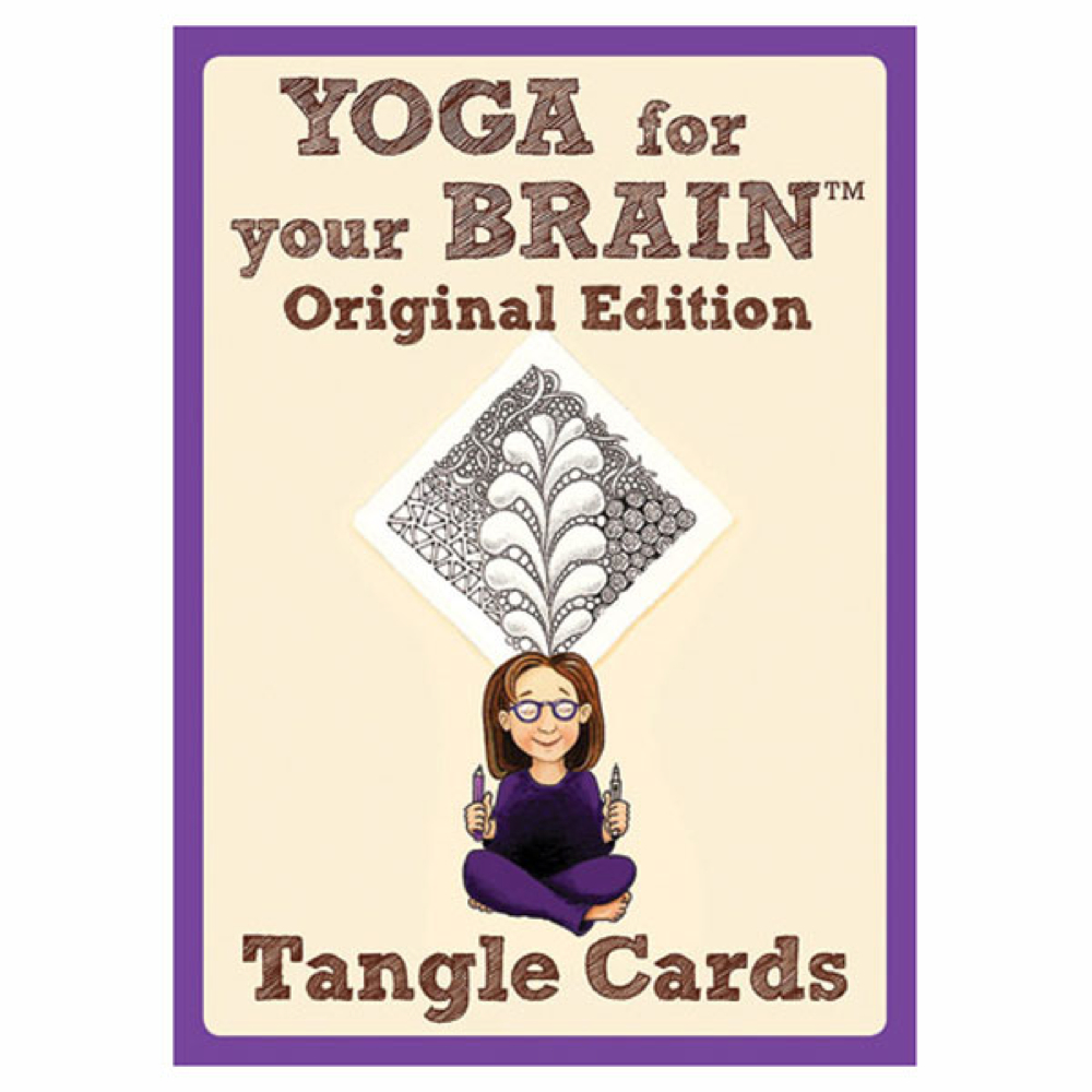 Yoga For Your Brain Original Cards