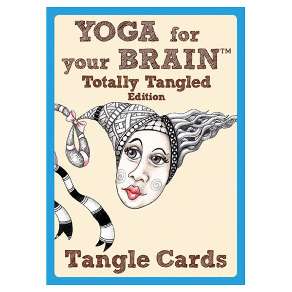 Yoga For Your Brain Totally Tangled Cards