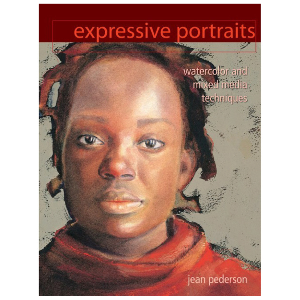 Expressive Portraits- Watercolor & Mix Media