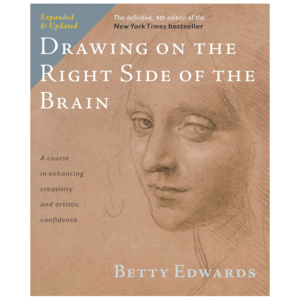 Drawing On Right Side Of Brain By Edwards