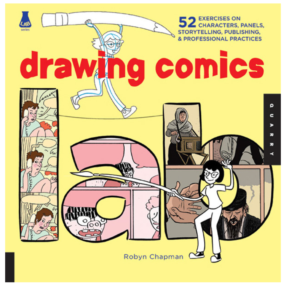 Drawing Comics Lab