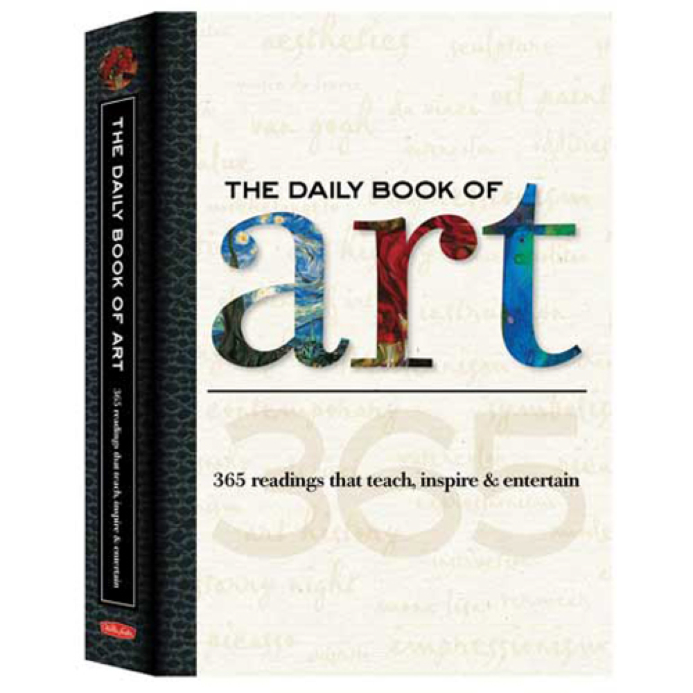Foster The Daily Book Of Art
