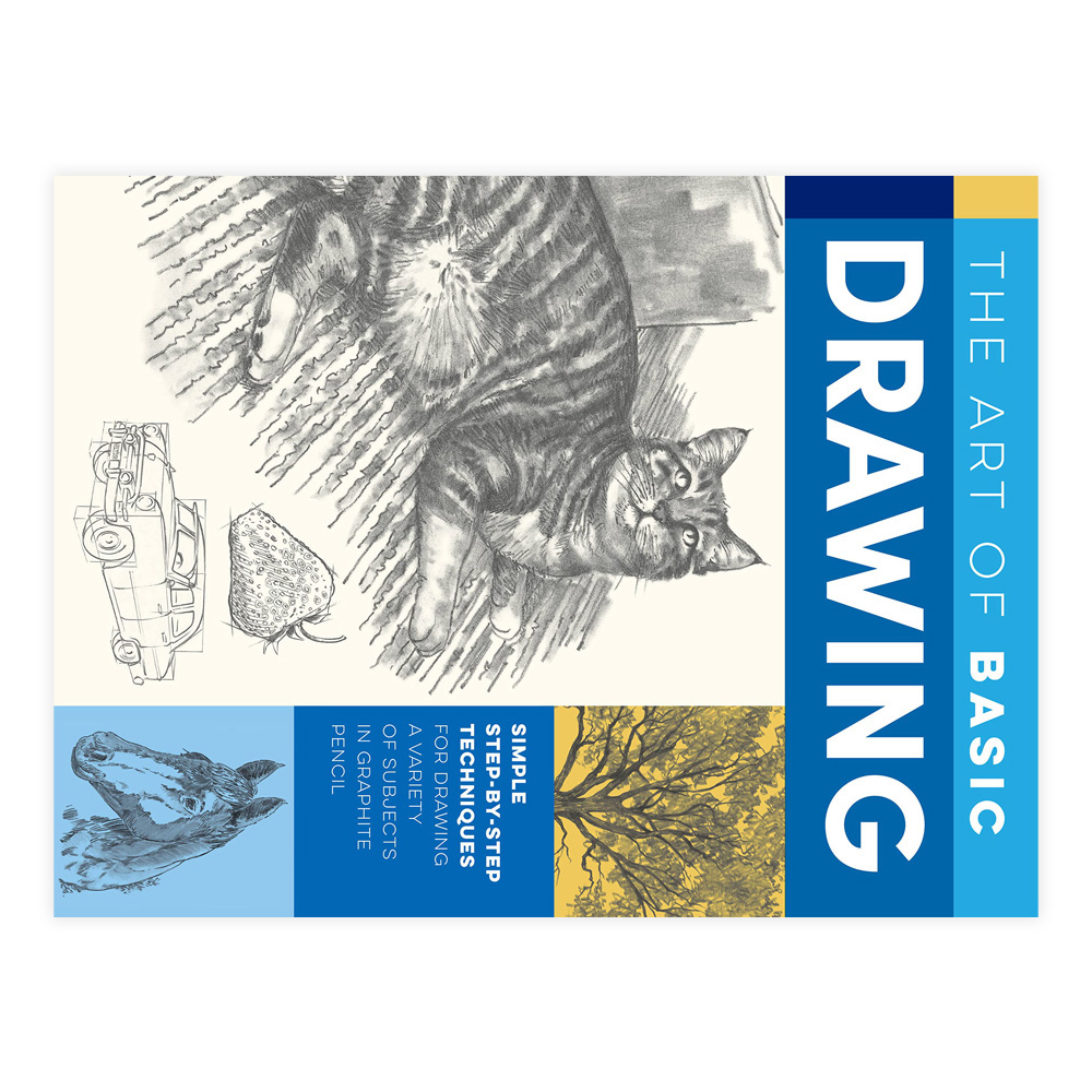 Drawing For Older Children & Teens Book