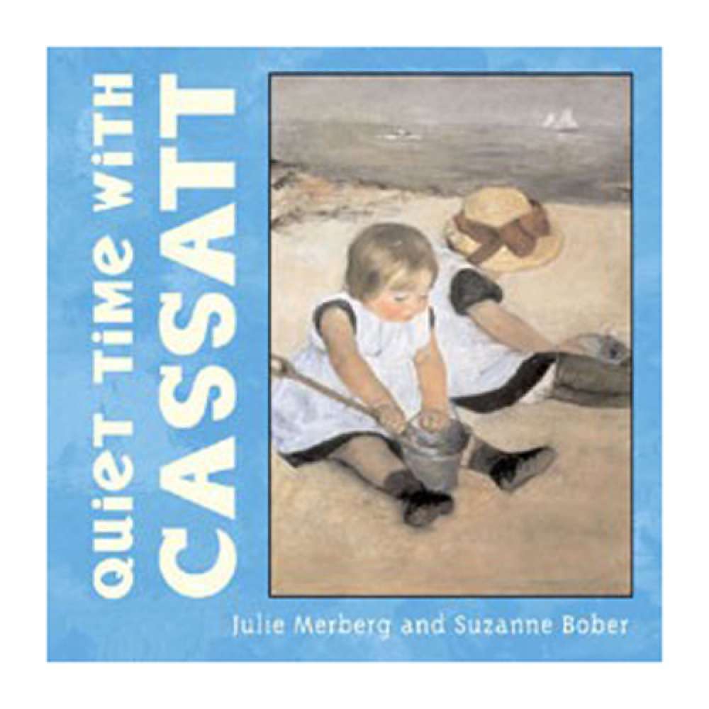 Mini Masters Book: Quiet Time With Cassatt