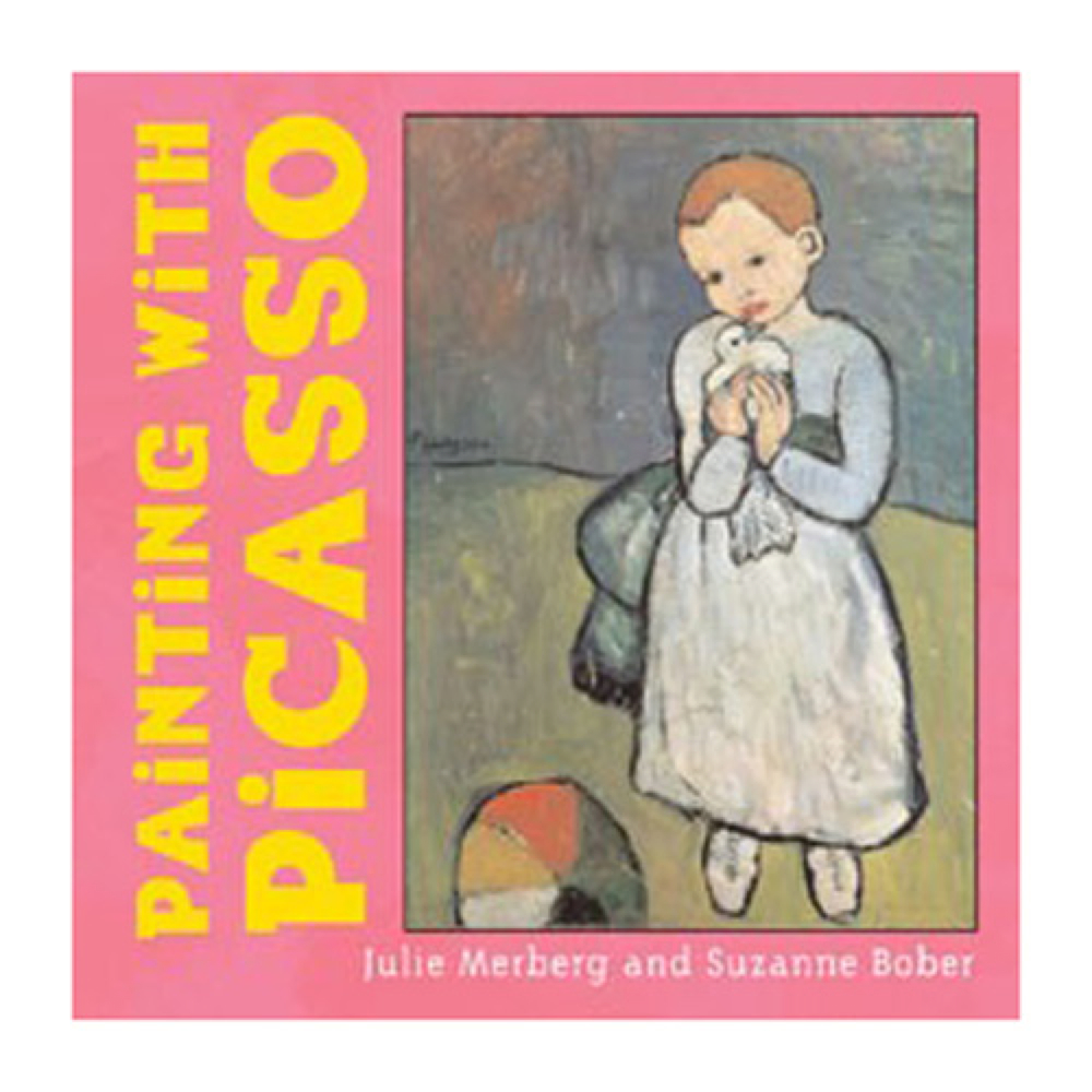 Mini Masters Book: Painting With Picasso