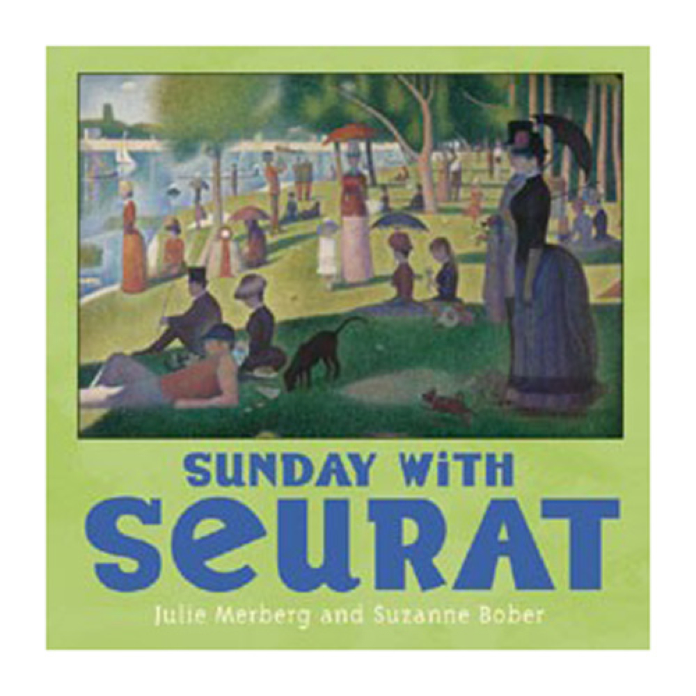 Mini Masters Book: Sunday With Seurat