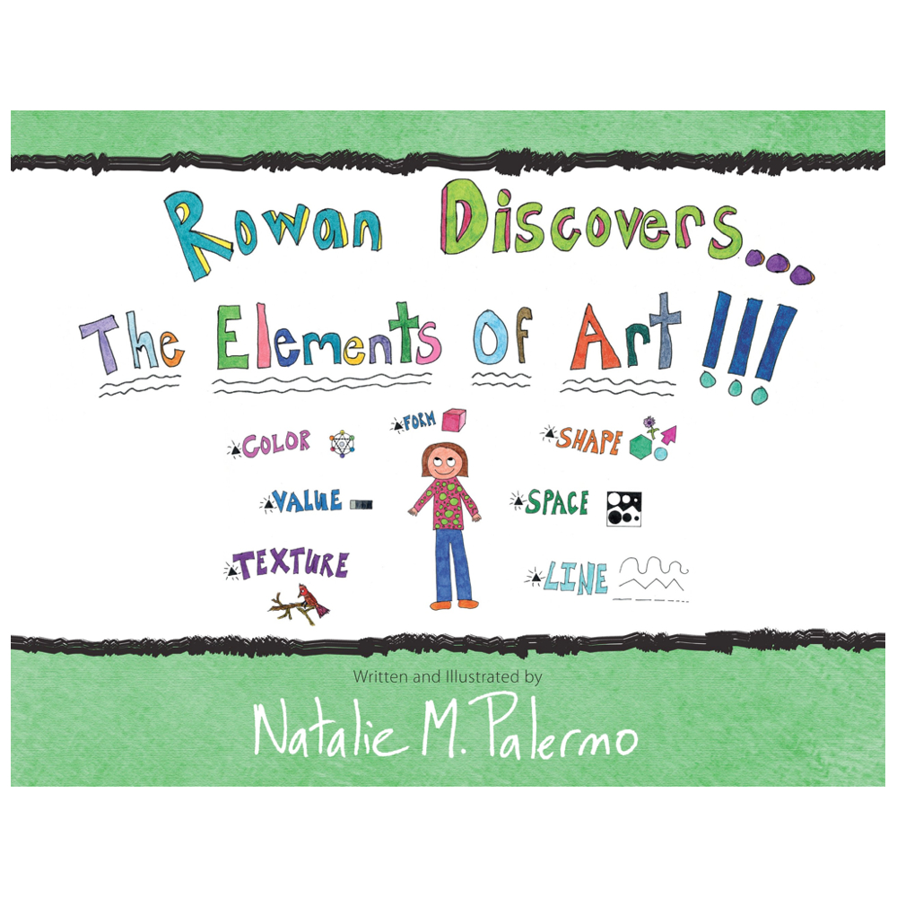 Book: Rowan Discovers The Elements Of Art