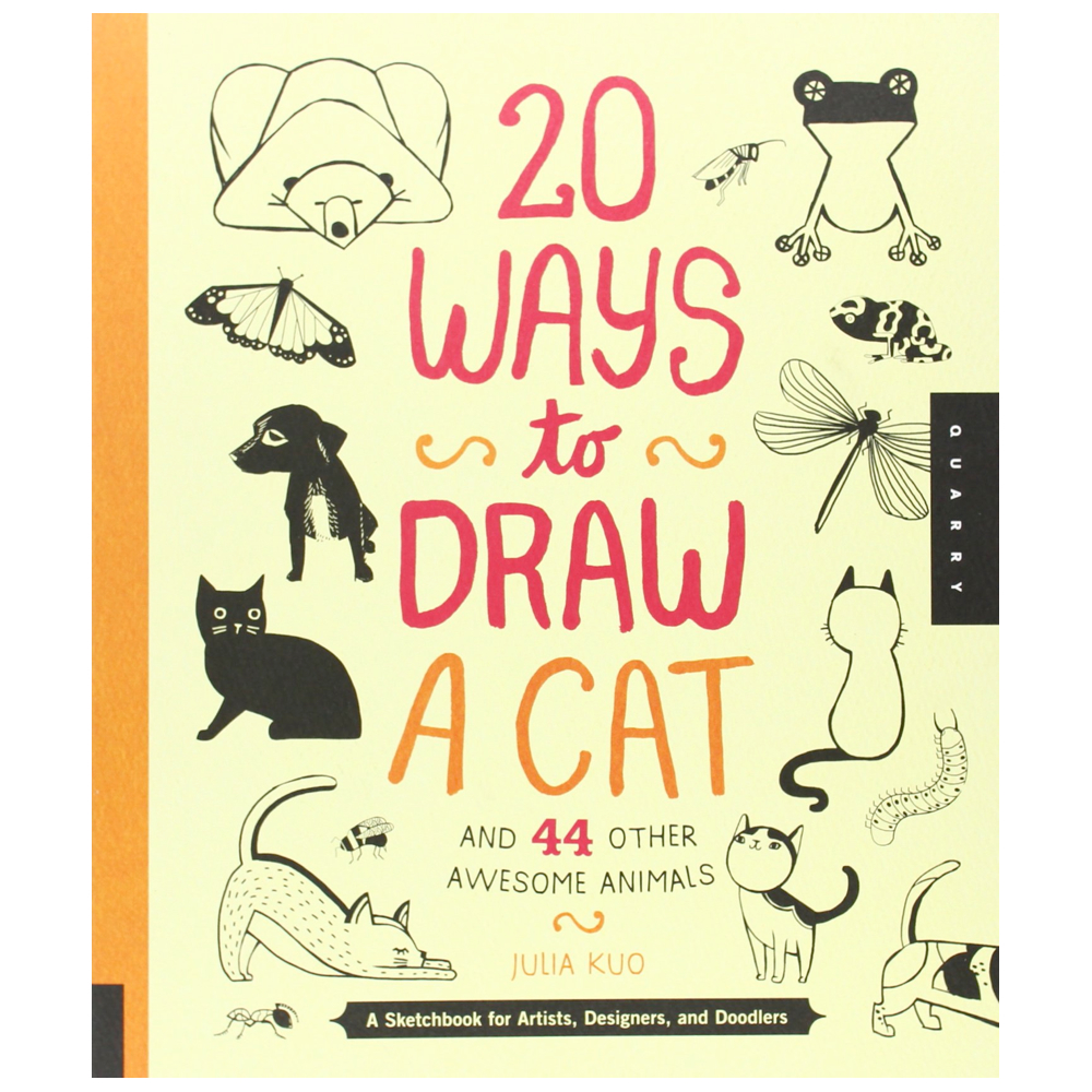 Book: 20 Ways To Draw A Cat