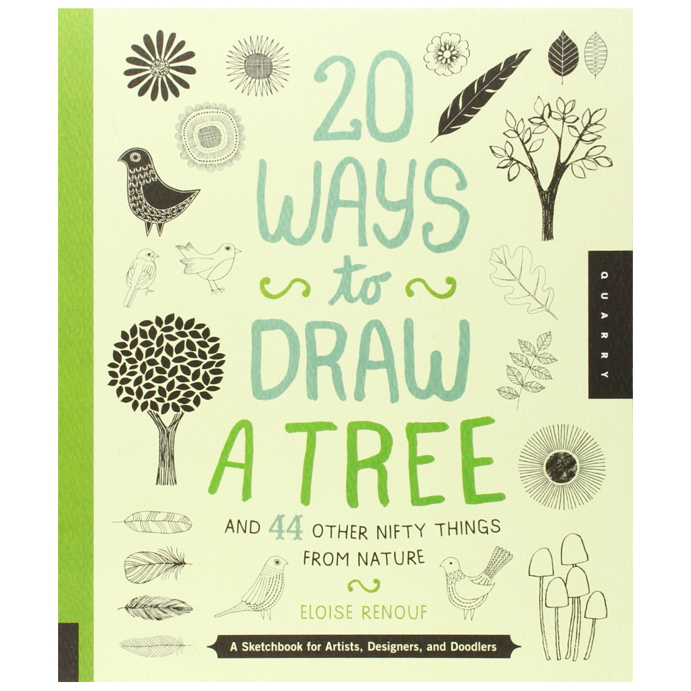 Book: 20 Ways To Draw A Tree