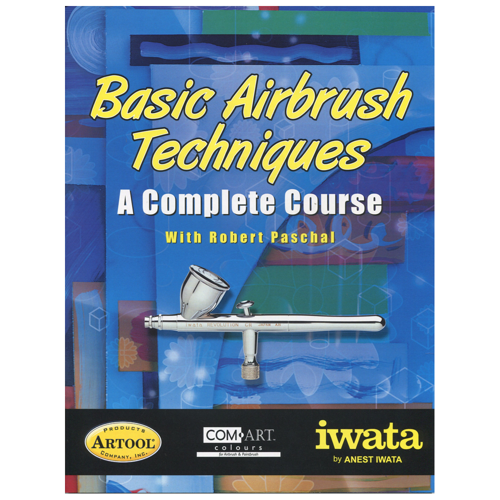 Basic Airbrush Techniques: Complete Course Bk