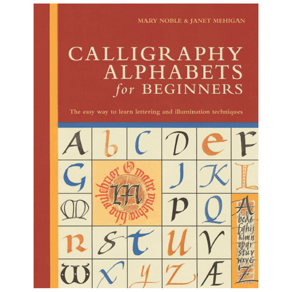 Buy Calligraphy Alphabets For Beginners
