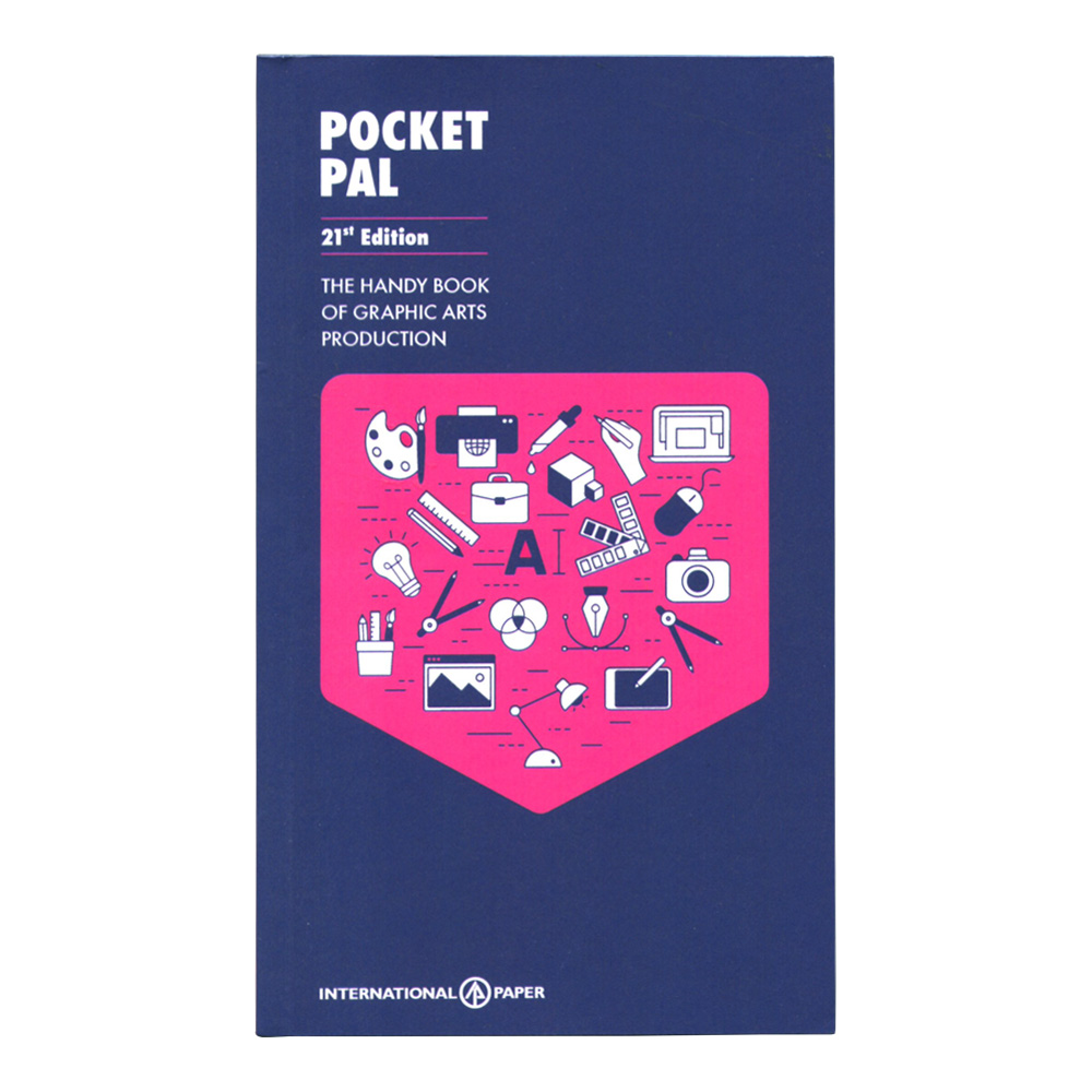 Pocket Pal Graphic Arts Book 20Th Ed
