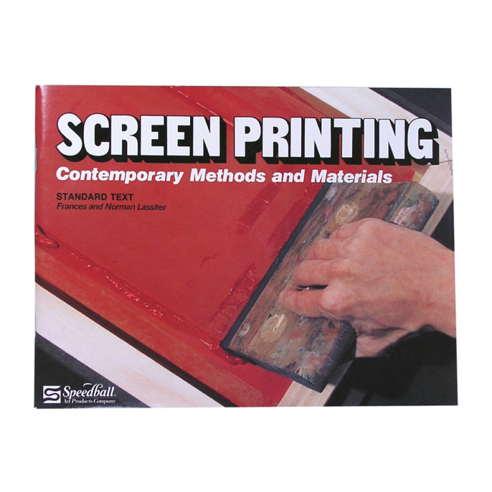 Screen Printing Textbook
