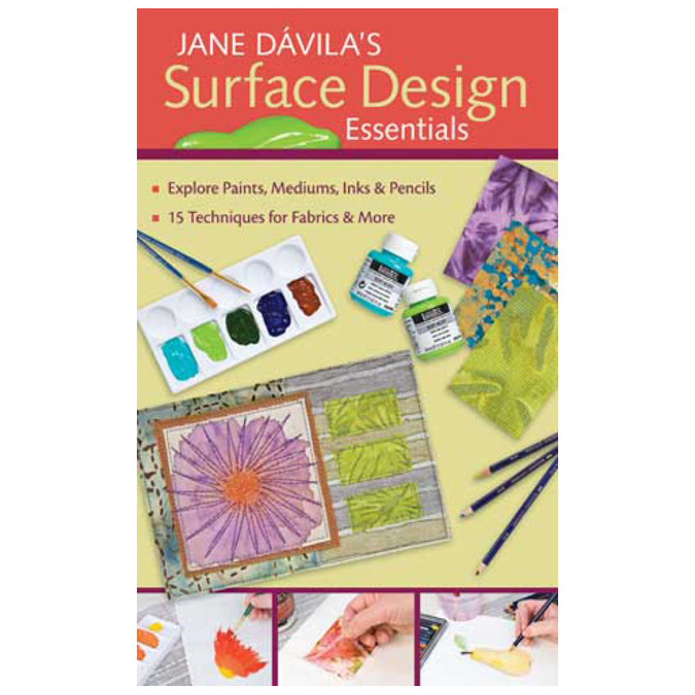 Surface Design Essentials Book
